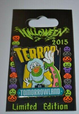 Disney Donald Terror In Tomorrowland Halloween Pin LE 4000 #2 Of 4 In Series