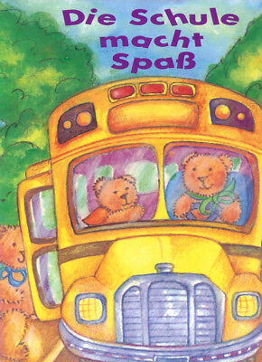 SCHULE 1 Personalisiertes Kinderbuch Personalisierte Kinderbücher Taufgeschenk