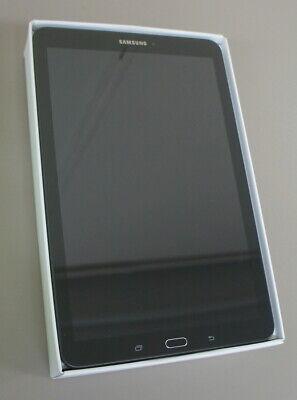 Samsung Galaxy Tab E SM-T560 16GB, Wi-Fi, 9.6in - Black OPEN BOX