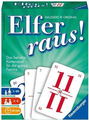 Elfer Raus Kartenspiel Kartenlegespiel Legespiel 11er Raus