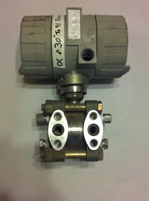 Bailey Bc2321515 3600psi 0-30h2o Differential Pressure Transmitter
