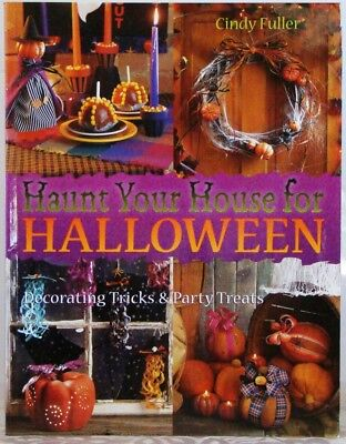 HAUNT Your Own HOUSE for HALLOWEEN Decorating TRICKS & PARTY Treats 2001 (Treats Magazine Party Halloween)