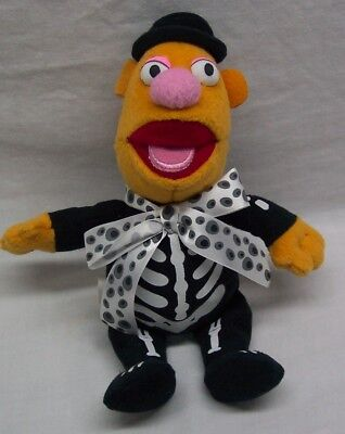 Walt Disney Muppets FOZZIE BEAR IN SKELETON COSTUME 8