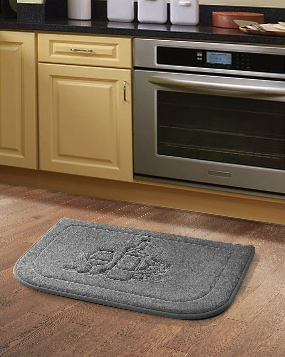 Memory Foam Kitchen Floor Mats Anti Fatigue Mat