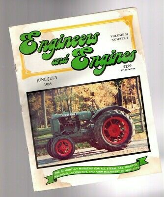Old Steamgas Engine Magazinemccormick Deeringallis Chalmers Corlissthreshing