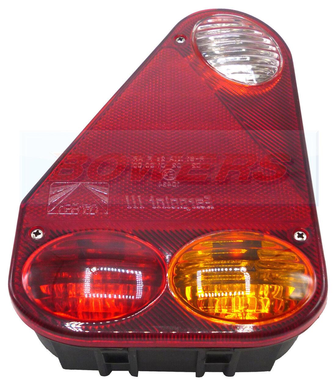 Aspock Earpoint 3 Iii Rear L  H Tail Light Lamp   Reverse