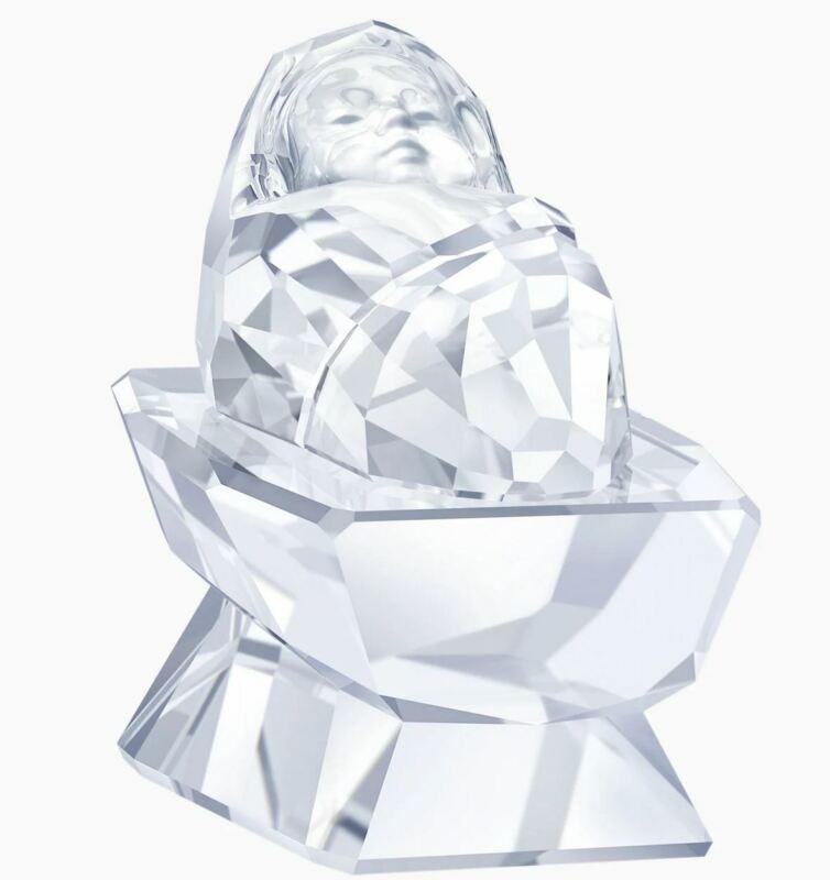 New in Box Swarovski Nativity Scene Baby Jesus #5223604
