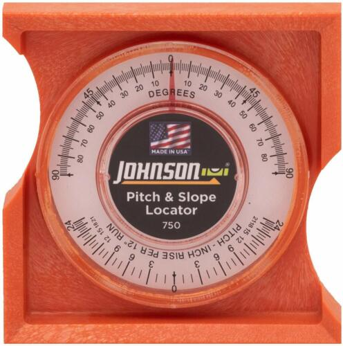 Roof Pitch Stair Slope Drainage Angle Locator Level Identifier Measuring Tool US