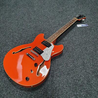 Ibanez AS63-TLO Artcore Electric Guitar, Twilight Orange USED! RKAG270420