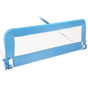 NEW! 150cm Blue Baby Child Toddler Bed Rail Safety Protection Guard