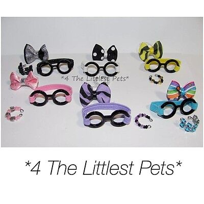 💞Littlest pet shop LPS clothes accessories 3 pc lot CAT NOT INCLUDED