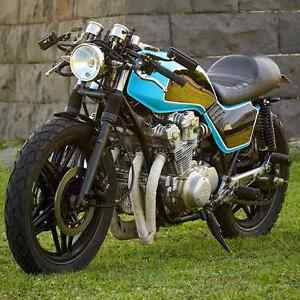Honda CB750 Cafe Racer 1982 Tarneit Wyndham Area Preview