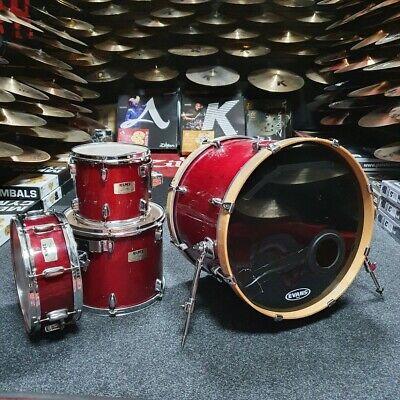 Mapex M Series Drum Kit Transparent Cherry USED! RKMPK060320