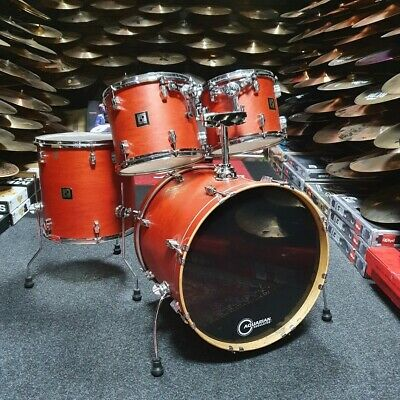 Sonor Force 2003 Drum Kit Satin Amber USED! RKSDS060320