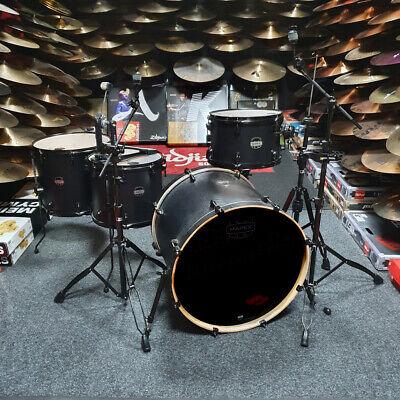 Mapex Mars Drum Kit Nightwood w/Hardware USED! RKMARS080120