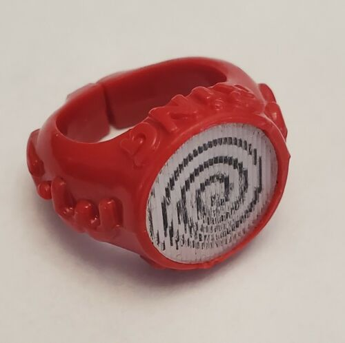 Captain Underpants 3D Animated Hypno Ring