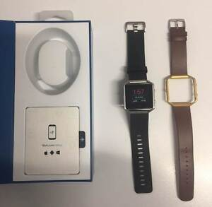 Fitbit Blaze Large L Smart Fitness watch with extra band Clovelly Eastern Suburbs Preview