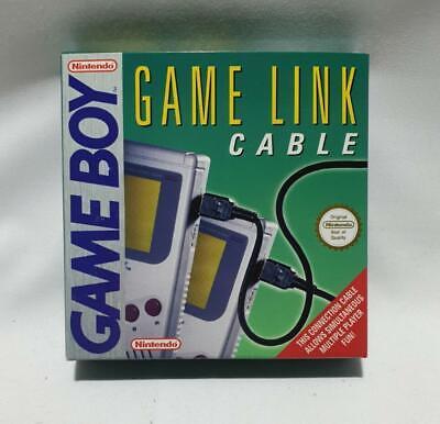 Original GAMEBOY game link cable, new CIB