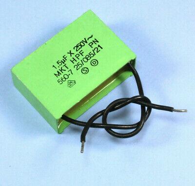 5 Dubilier MIL-SPEC Hi-Reliability RF Capacitor 56pF @ 2/% 500V # CMR05E560GODL.