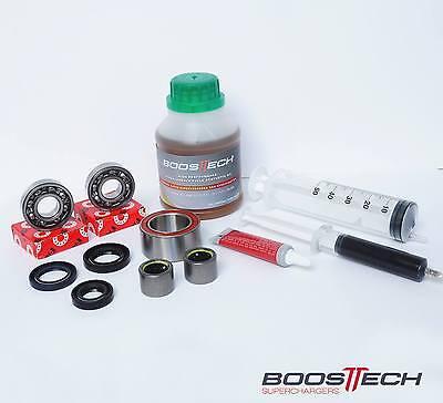 Eaton M62 Supercharger SPECIAL Rebuild Repair kit Mercedes slk clk c e230 Bemani