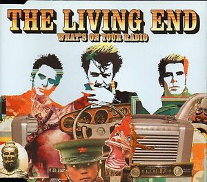 THE-LIVING-END-WHATS-ON-YOUR-RADIO-CD-SINGLE-3-TRACKS-2005