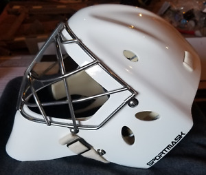 Sportmask X8 Goalie Mask (NEW - NEVER USED)