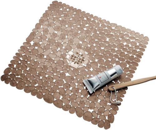 InterDesign Pebblz Square Shower Mat