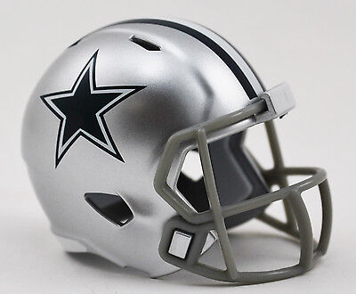 DALLAS COWBOYS NFL Cupcake / Cake Topper Mini Football Helmet - Dallas Cowboys Cakes