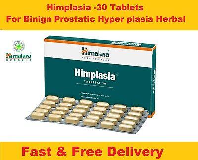New Himalaya Himplasia Herbal Himplasia For BPH Management | 30 Tablets