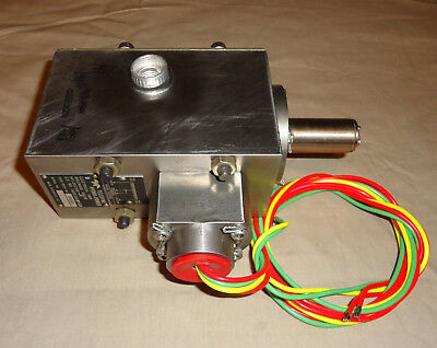 Teledyne Hydra Power Hp1262200-1 Electrical Trip Solenoid Valve 162c2568p New