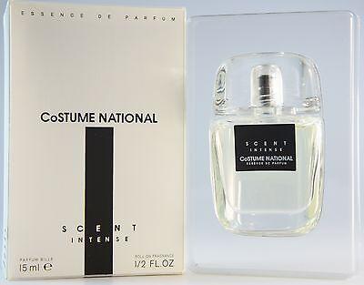 (453, 00eur/100ml) Costume National - Scent Intense 15ml Essence De Perfume