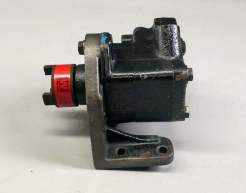 Vickers Eaton , 385927 Vane Pump With Love Joy Couplings, Flange, Bracket