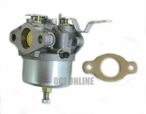 New-CARBURETOR-for-TECUMSEH-Troy-Bilt-Horse-TILLERS-5hp-6hp-H50-H60-HH60