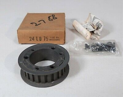 Maurey 24l075 Sh Timing Belt Pulley Sprocket Sh Bushing Required