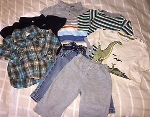 OLD NAVY 11-18 month 7pc lot