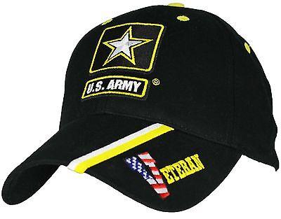 US ARMY VETERAN - U.S. Army Star & Stripe Officially