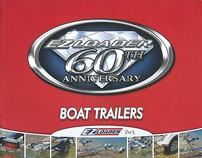 Boat Brochure - EZ Loader - Trailers - c2006 2012 issues (SH114)