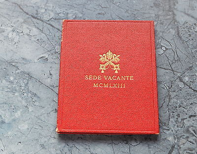 * Vatikan 500 Lire 1963 st , Ag. * Sede Vacante
