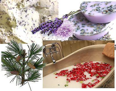 1kg MILK BATH POWDER: Cleopatra, Rosemary & Cedarwood, Rose, Lavender, Soap/fizz - Milk Bath Powder