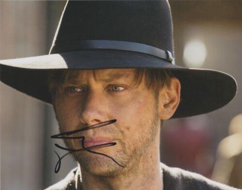 Jimmi Simpson Signed Westworld 10x8 Photo AFTAL