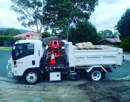 Kanga, Dingo, Bobcat Services  Soil, Brick, Rock, Concrete,