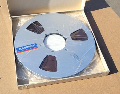 "New Ampex 456 Grand Master Audio Tape 1/2"" x 2500"