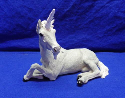 Vintage 1988 Castagna Unicorn Figurine Made In Italy Nice