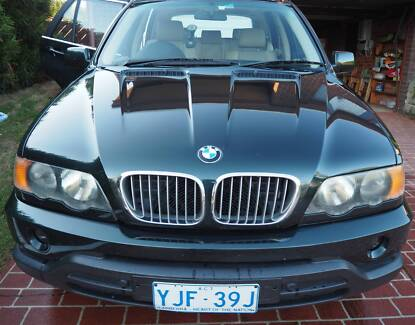 BMW X5  (2002) 4x4 Great Condition!