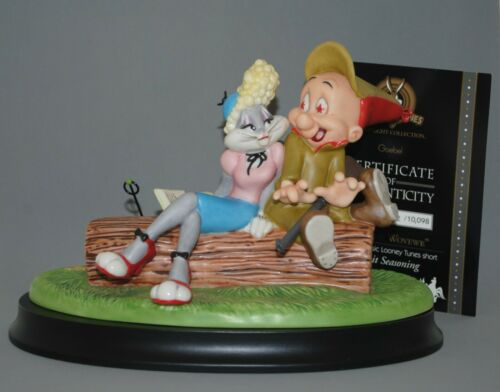 Goebel Looney Tunes Spotlight Collection Bugs Bunny Isn't She Wovewe