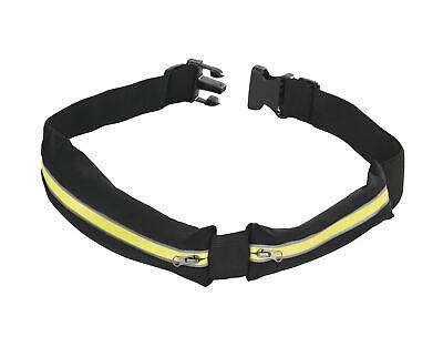 WENKO Sport Gürteltasche Neon Gelb Herren Damen Hüfttasche Bauchtasche für Handy