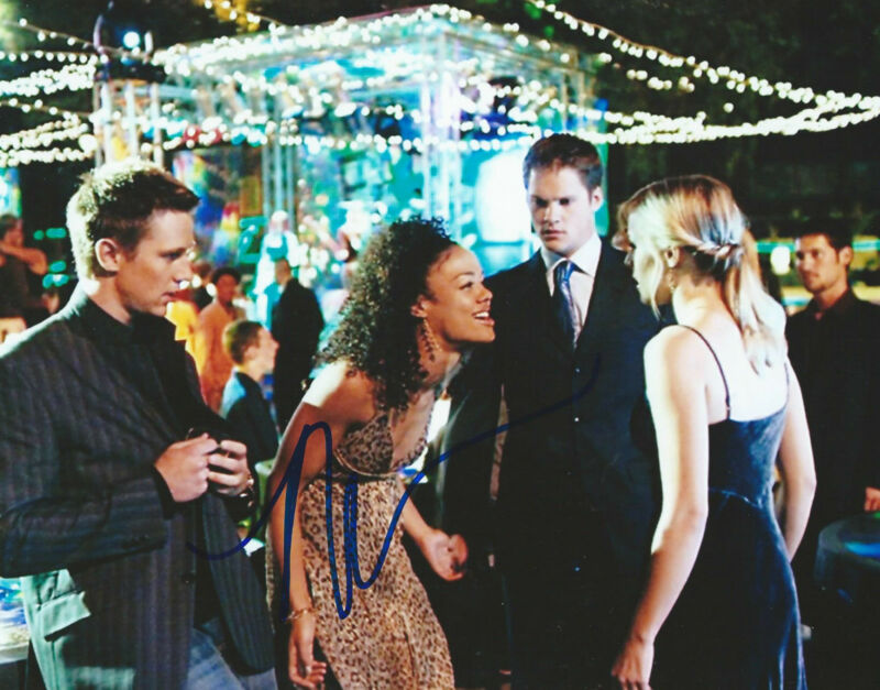 **GFA Grantham & Rose *TESSA THOMPSON* Signed 8x10 Photo MH1 COA**