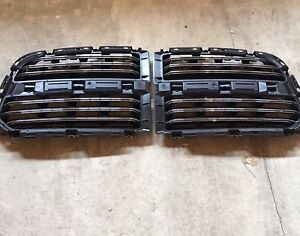 Ram 1500 grille inserts