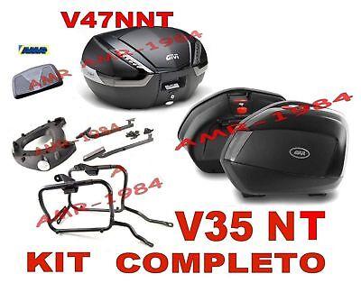 KAWASAKI Z 1000 SX KIT 3 VALIGIE V35NT + V47NNT + TELAIO PLXR4100 + 4100FZ +E134