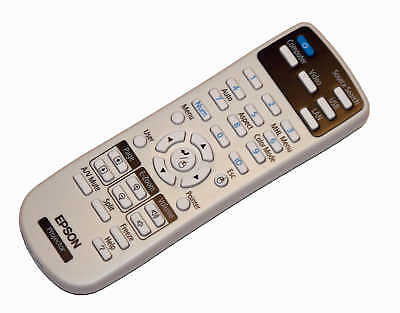OEM Epson Remote Control Supplied With PowerLite W28+, W32+, X29, X36+, usado segunda mano  Embacar hacia Mexico